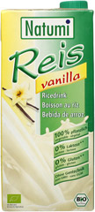 Napój ryżowy Natumi Reis waniliowy BIO