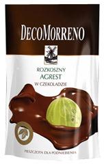 Agrest w czekoladzie Decomoreno