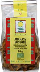 Ananas suszony kawałki Bio Bionica
