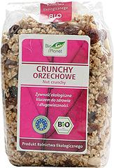 Crunchy orzechowe Bio Planet