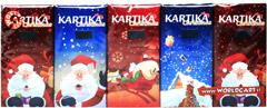 Chusteczki Kartika Christmas /10*9szt