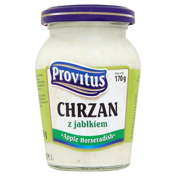 Provitus Chrzan z jabłkiem 170 g