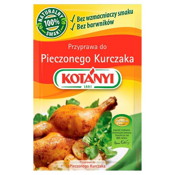 Kotányi Przyprawa do pieczonego kurczaka 30 g