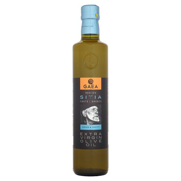 Gaea Oliwa z oliwek Extra Virgin z rejonu Sitia 500 ml