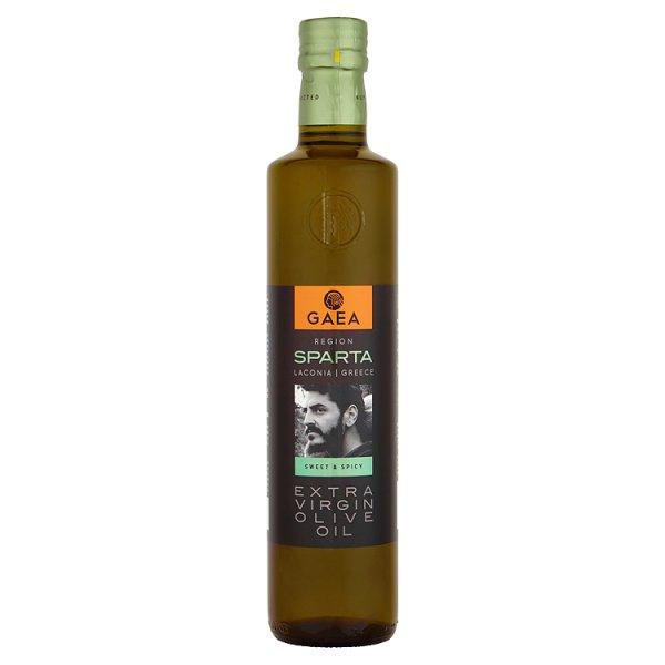 Gaea Oliwa z oliwek Extra Virgin z rejonu Lakonii 500 ml
