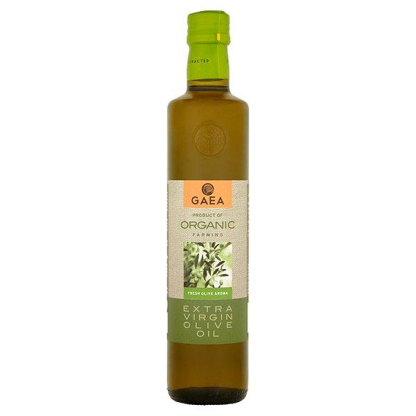 Gaea Organiczna oliwa z oliwek Extra Virgin 500 ml