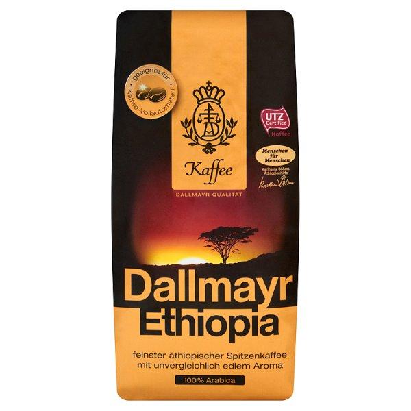 Dallmayr Ethiopia Kawa ziarnista 500 g