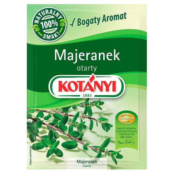 Kotányi Majeranek otarty 9 g