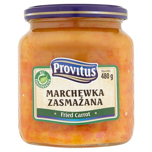 Provitus Marchewka zasmażana 480 g
