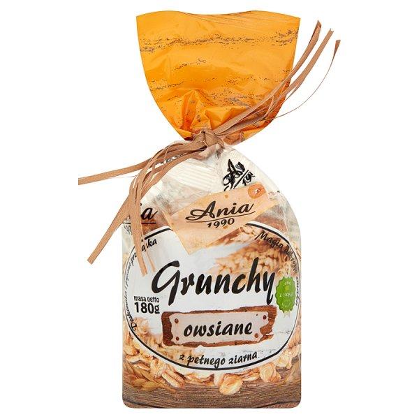 Ania Grunchy owsiane 180 g