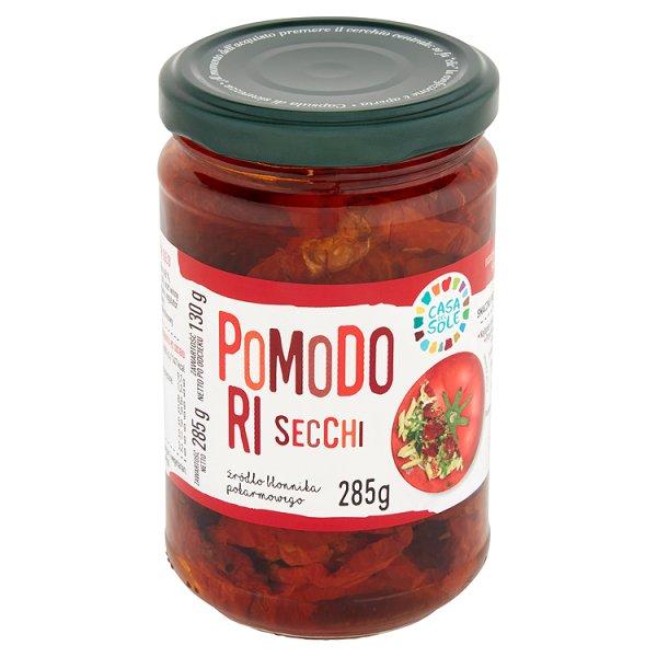 Casa del Sole Pomodori Secchi Suszone pomidory w oleju 285 g