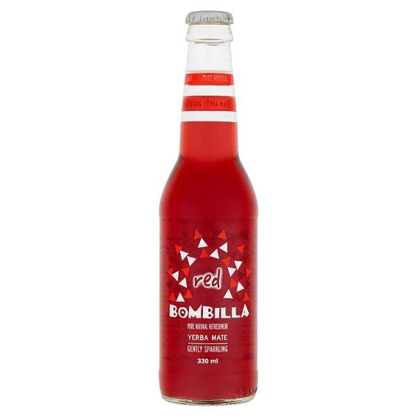 Bombilla Red Napój mate o smaku acai-granat-żurawina 330 ml