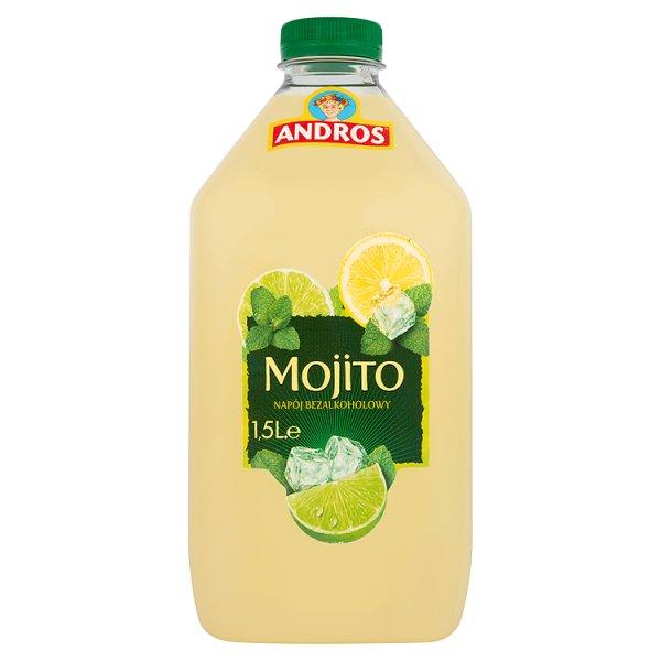 Andros Mojito Napój bezalkoholowy 1,5 l