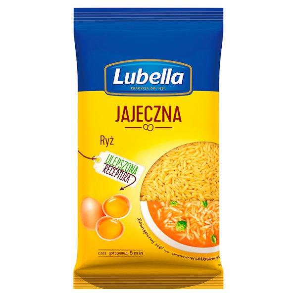 Lubella Jajeczna Makaron ryż 250 g