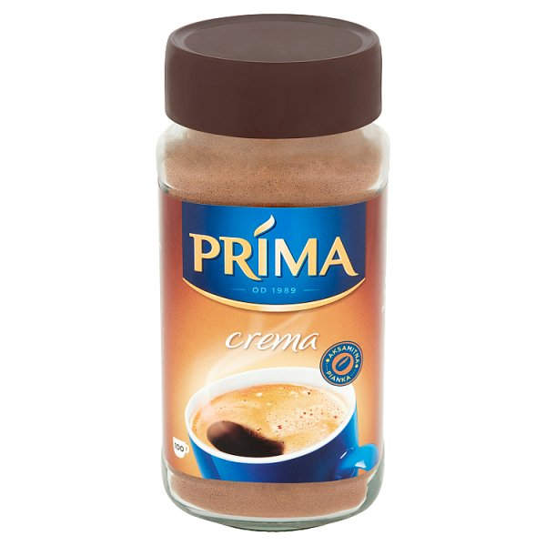 Prima Crema Kawa rozpuszczalna 180 g