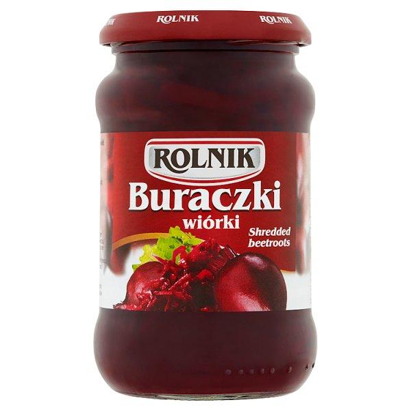 Rolnik Buraczki wiórki 350 g