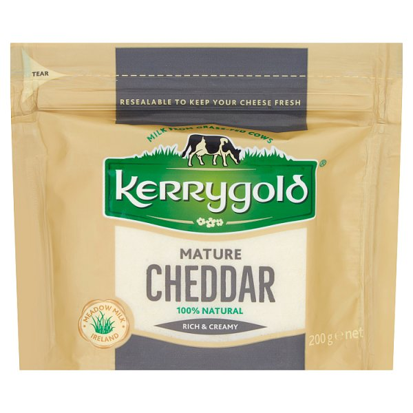 Kerrygold Ser irlandzki Mature Cheddar 200 g
