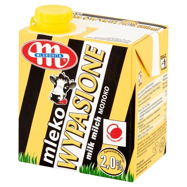 Mlekovita Wypasione Mleko 2,0% 500 ml