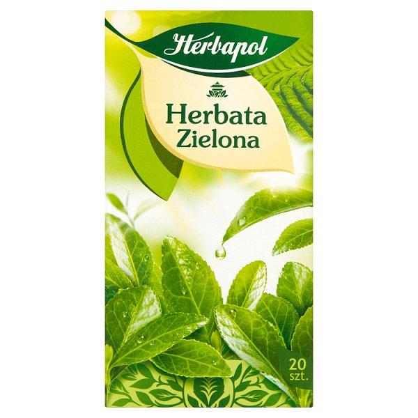 Herbapol Herbata zielona 40 g (20 x 2,0 g)