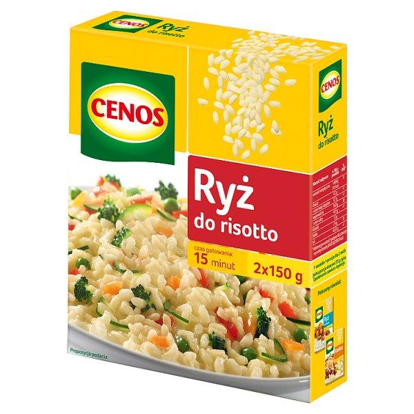 Cenos Ryż do risotto 300 g (2 saszetki)