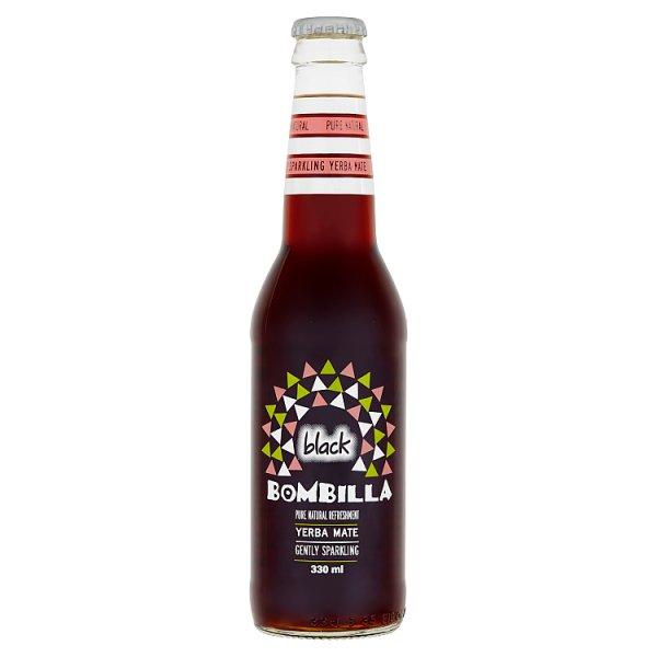 Bombilla Black Napój mate o smaku pitahaya 330 ml