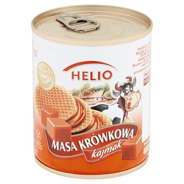 Helio Masa krówkowa kajmak 400 g