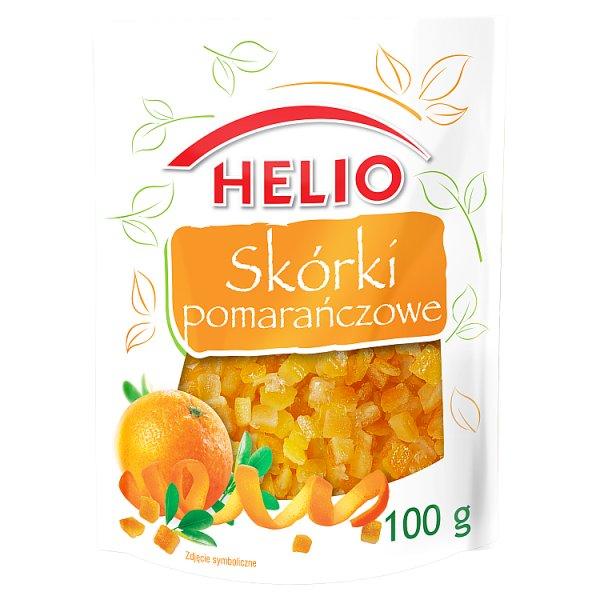 Helio Skórki pomarańczowe 100 g