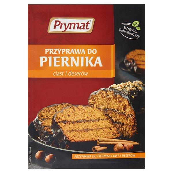 Prymat Przyprawa do piernika ciast i deserów 20 g