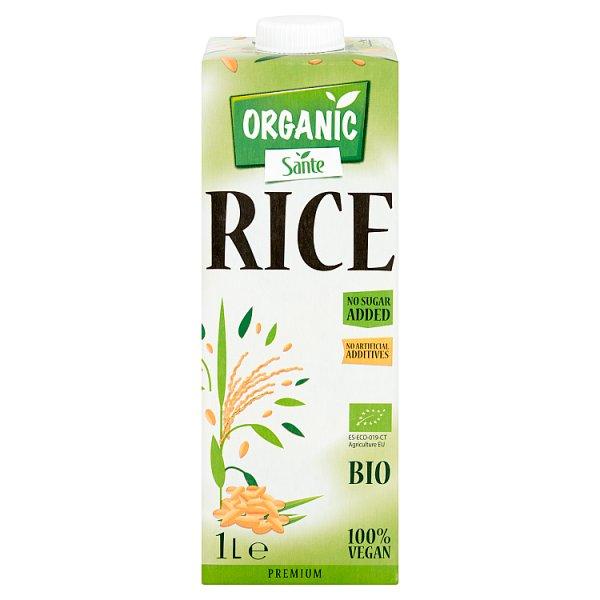 Sante Organic Napój ryżowy 1 l