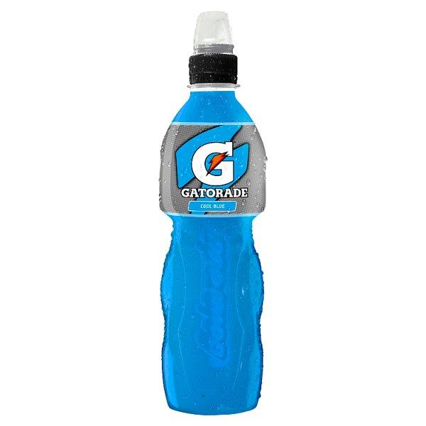 Gatorade Cool Blue Napój o smaku jeżynowym 500 ml