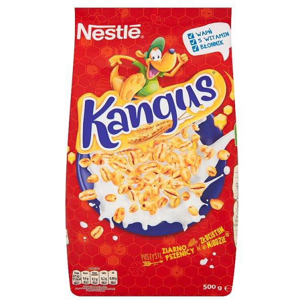 Nestlé Kangus Płatki śniadaniowe 500 g