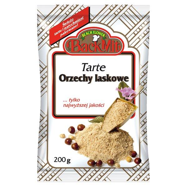 BackMit Tarte orzechy laskowe 200 g