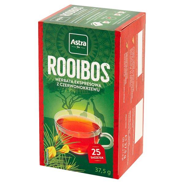 Astra Herbata ekspresowa Rooibos 37,5 g (25 x 1,5 g)