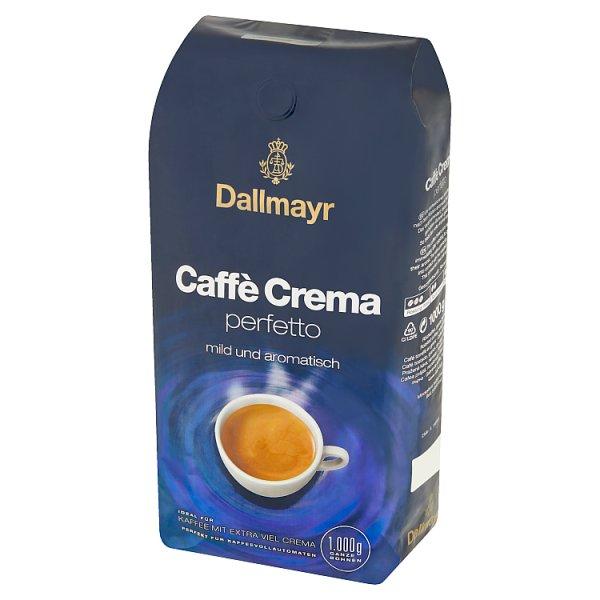 Dallmayr Caffè Crema Perfetto Kawa ziarnista 1000 g
