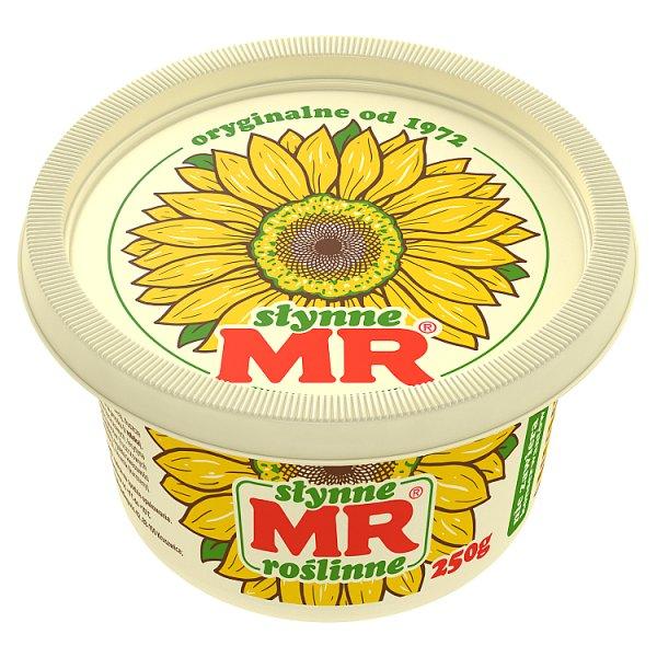 MR Słynne Roślinne Margaryna 250 g