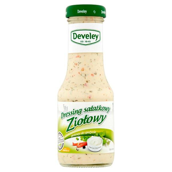 Develey Dressing sałatkowy ziołowy 200 ml