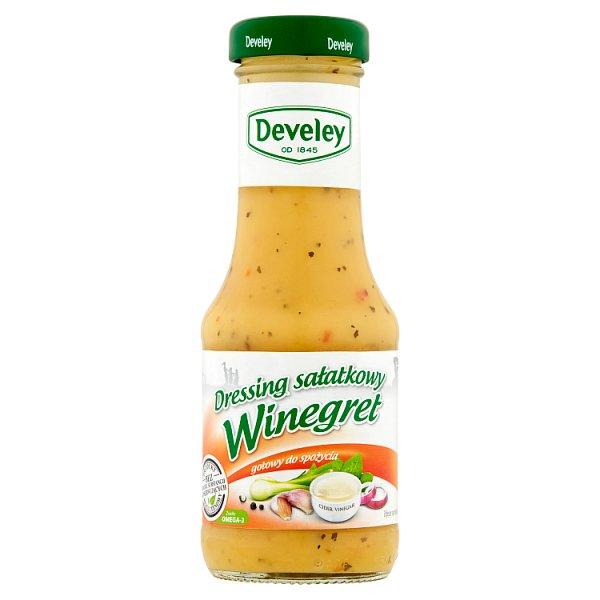Develey Dressing sałatkowy winegret 200 ml