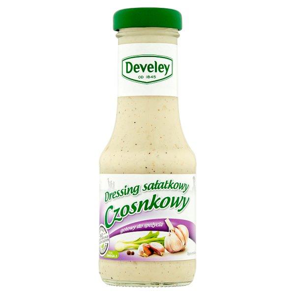 Develey Dressing sałatkowy czosnkowy 200 ml