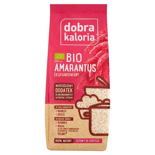 Dobra Kaloria Bio amarantus ekspandowany 120 g