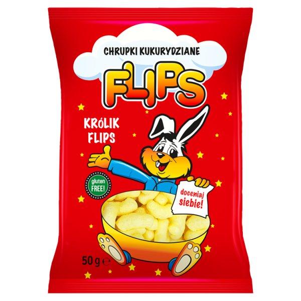 Flips Chrupki kukurydziane 50 g