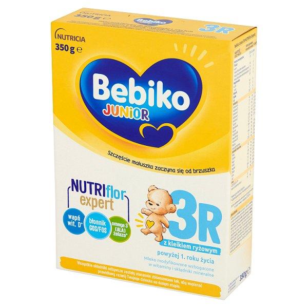 Bebiko Junior 3R Mleko następne dla niemowląt powyżej 1. roku życia 350 g