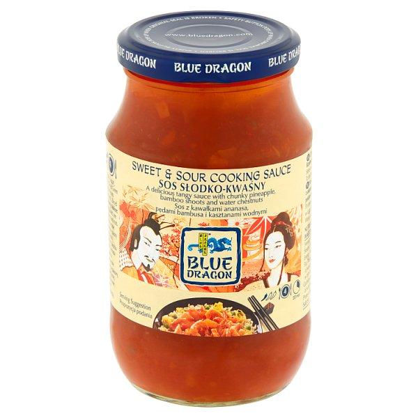 Blue Dragon Sos słodko-kwaśny 425 g