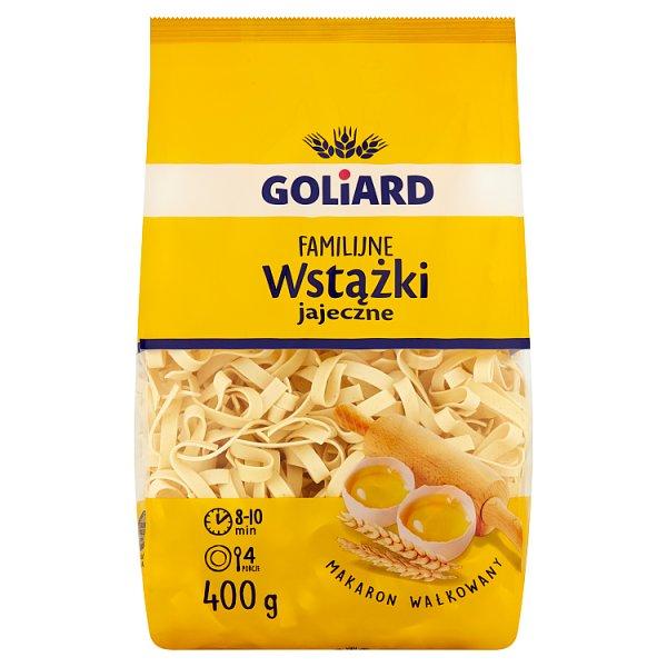 Goliard Makaron familijny wstążki jajeczne 400 g