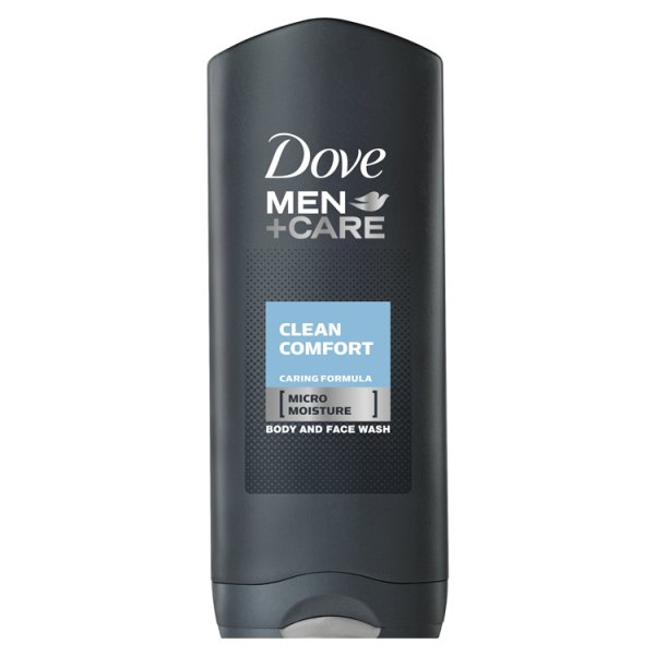 Dove Men+Care Clean Comfort Żel pod prysznic 400 ml
