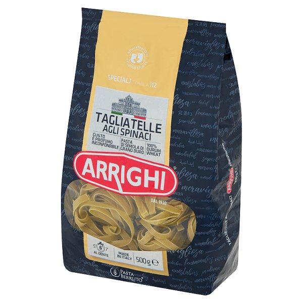 Arrighi Makaron tagliatelle agli spinaci 500 g