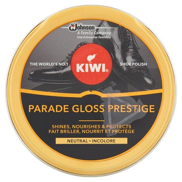 Kiwi Parade Gloss Prestige Pasta do butów bezbarwna 50 ml