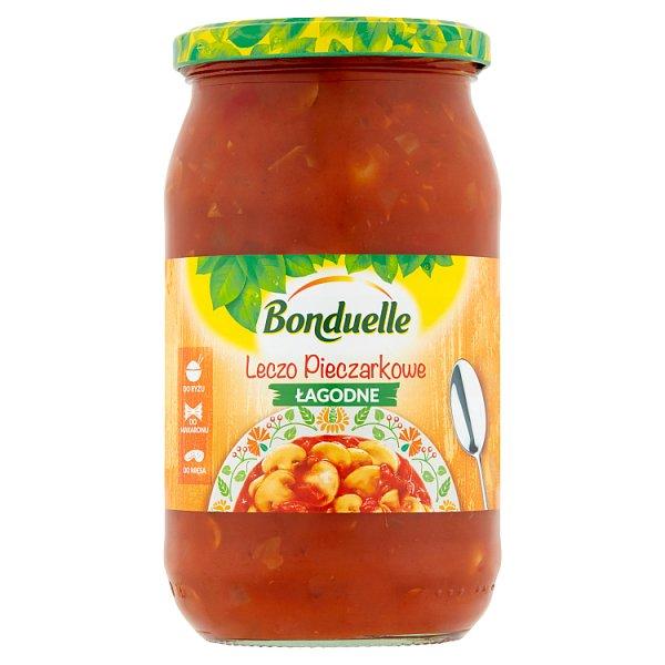 Bonduelle Leczo pieczarkowe łagodne 780 g