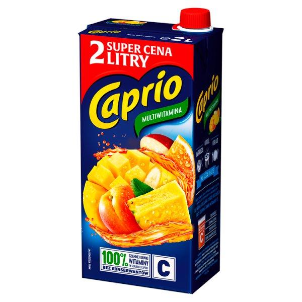 Caprio Napój multiwitamina 2 l