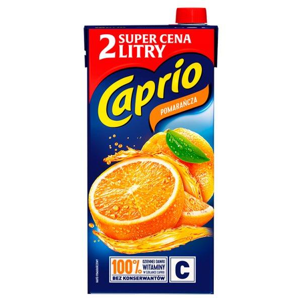 Caprio Napój pomarańcza 2 l
