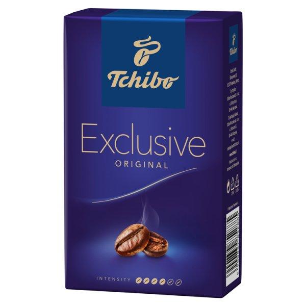 Tchibo Exclusive Kawa palona mielona 250 g